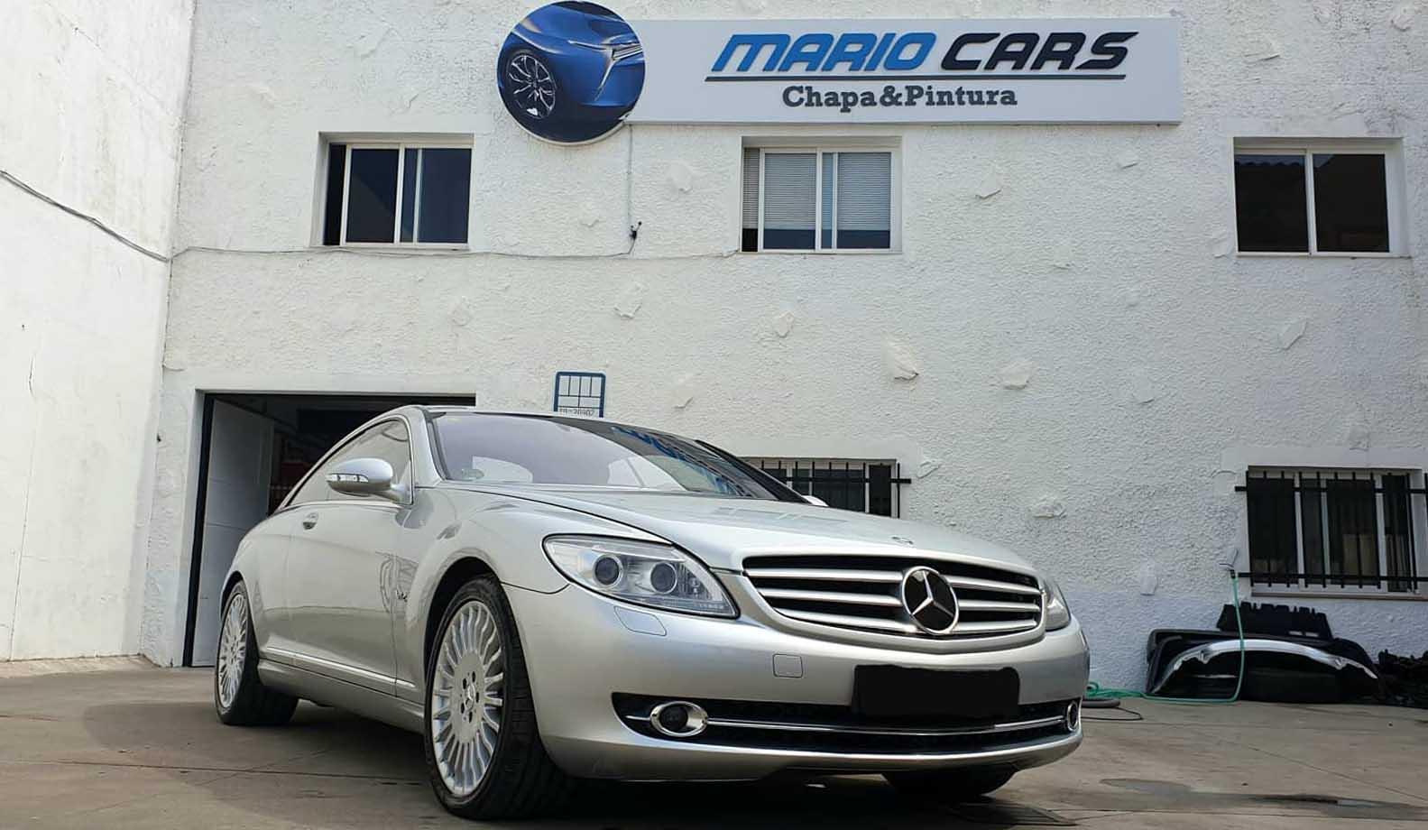 MARIO CARS TALLERES